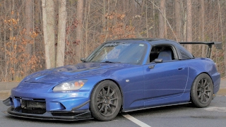 Supercharged Honda S2000 Car Review- A Perfect Honda