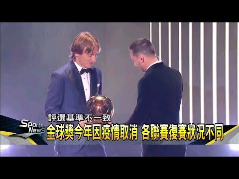 疫情擾足壇 金球獎65年來首度取消-民視新聞