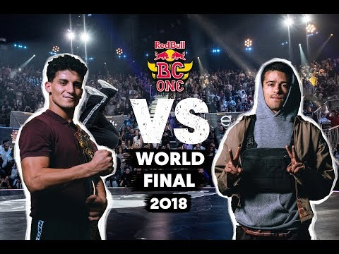 Lil Zoo (AUT) vs. Luigi (USA) | Final | Red Bull BC One World Final 2018