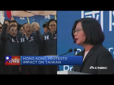 China's role in the upcoming Taiwan election