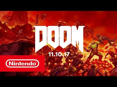 DOOM - Entrevue avec id Software (Nintendo Switch) - YouTube