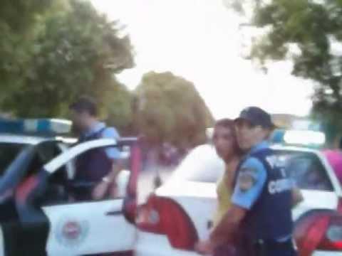 PROCEDIMIENTO POLICIAL EN B° LAS FLORES-CÓRDOBA-