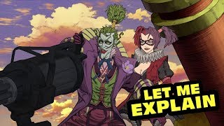 There's A BATMAN NINJA Movie | Timelines Explained