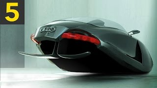 Top 5 Concept Cars of the Future