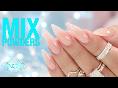How to Create Natural Looking Acrylic Nails