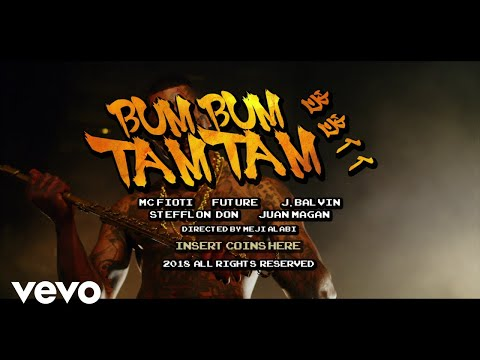 Mc Fioti, Future, J. Balvin, Stefflon Don, Juan Magan - Bum Bum Tam Tam (Official Video)