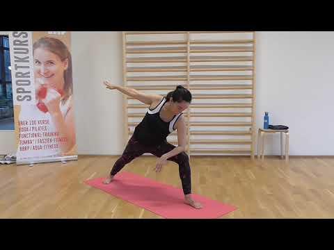 Hatha Yoga mit Astrid