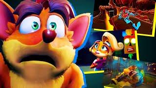 Crash Bandicoot 4: nel gioco c'è TANTA roba!