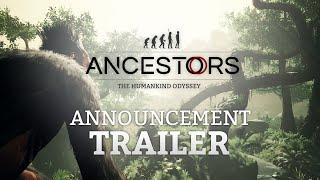 Ancestors: The Humankind Odyssey - Trailer d'annuncio