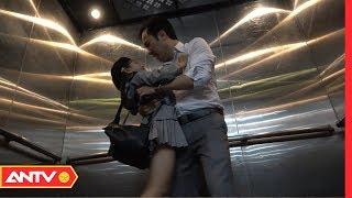 Mẹo giúp trẻ thoát khỏi yêu râu xanh trong thang máy | Kỹ năng sống [số 68] | ANTV