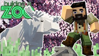 I'm Building A Zoo In Minecraft! - NEW UPDATE/NEW ANIMALS! - EP26