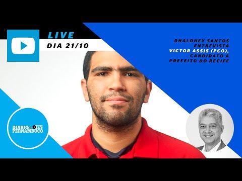 Rhaldney Santos entrevista Victor Assis (PCO)