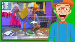 Blippi Learns At The Children's Museum | Videos For Toddlers