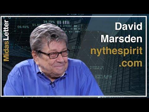 Legendary DJ David Marsden talks about the revolution of radio & cannabis
