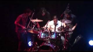 Quantum Tango - Quantum - Drum Solo 2010