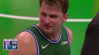 Luka Doncic gets EJECTED for NO apparent reason!