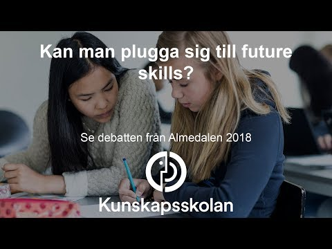 Kan man plugga sig till future skills