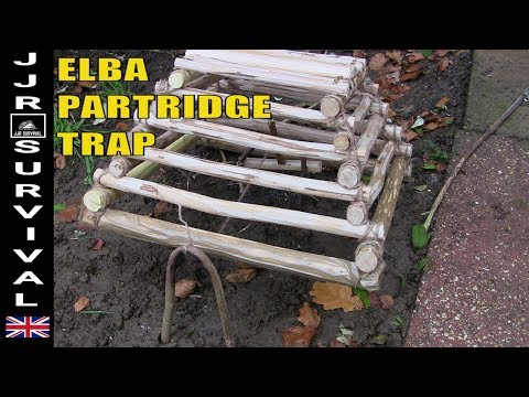 How To Make A Partridge Trap