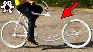 Weird Bikes Created By Ingenious People Around The World