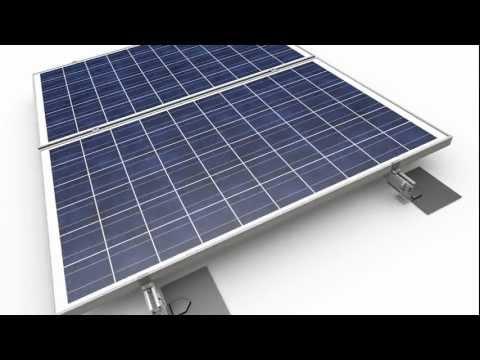 Sentinel Solar: Residential SPYDER Racking