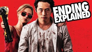 MAYHEM (2017) Ending Explained