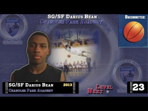 Darius Bean #23 SF/SG (2013) Chandler Park Academy
