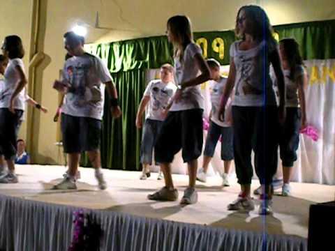 Baile fin de curso Colegio María Zambrano Primero de Eso