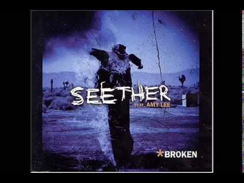Baixar Seether - Broken ft Amy Lee ( High Quality ) Lyrics in Description