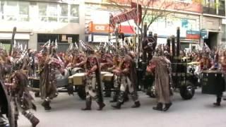 Caribe, desfile de 2016