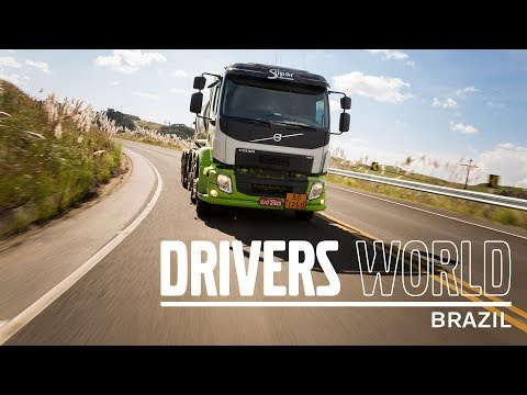 Volvo Trucks - Conquering the mountainous roads of Brazil ? Driver?s World (EP 13)