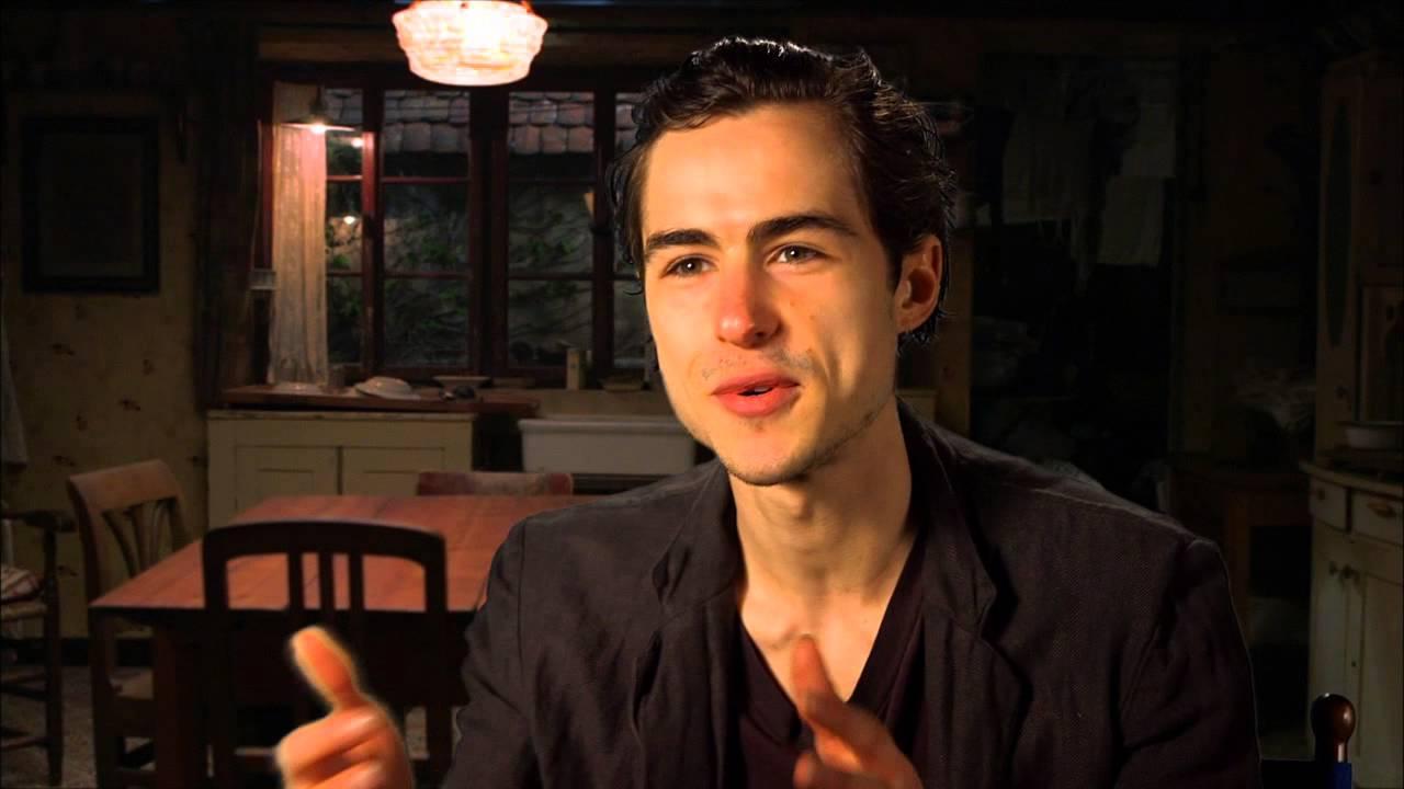 The Book Thief Ben Schnetzer Quot Max Quot On Set Movie Interview