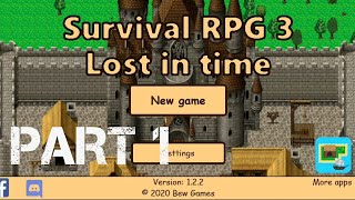 Survival RPG 3 Lost in time chapter 1 (part 1) Reupload