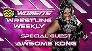 Awesome Kong Discusses Her Future In AEW, How Her Deal First Came Together With The Promotion