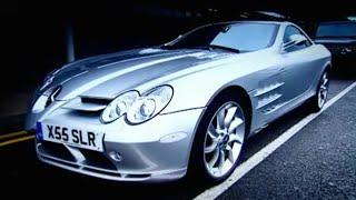 Mercedes SLR Oslo Challenge Part 1 | Top Gear | BBC