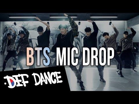 [댄스학원 No.1] BTS (방탄소년단) - MIC DROP KPOP DANCE COVER / 데프수강생 월말평가 방송댄스 안무 가수오디션 정보 실용음악 보컬 미디 랩