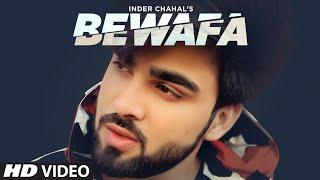 Bewafa – Inder Chahal Video HD