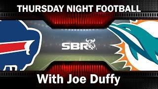 Buffalo Bills vs Miami Dolphins NFL Week 11 Thursday Night Football Preview w/ Duffy, Loshak