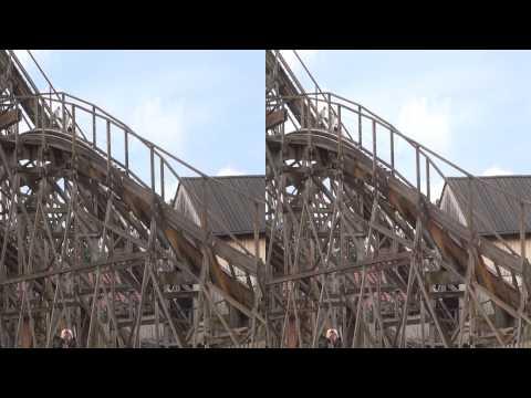 Mammut at Erlebnispark Tripsdrill (Cleebronn) - 3D (Offride)