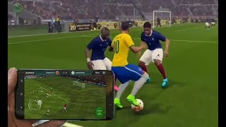 Top Three The Best Football Games on Android 2018