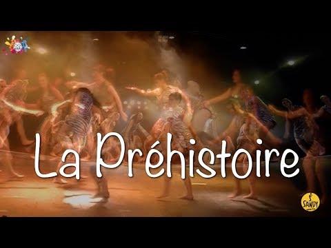 La Préhistoire - Zumba ADGC (African Beat)