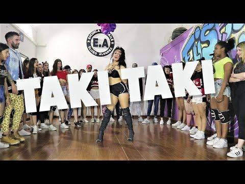 TAKI TAKI - DJ Snake feat Selena Gomez, Ozuna & Cardi B | Choreography Emir Abdul Gani