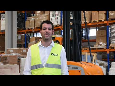 DSV Solutions in the UAE