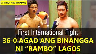 First International Fight ni