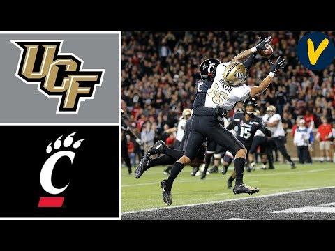 #18 UCF vs Cincinnati | Week 6 | College Football Highlights | 2019