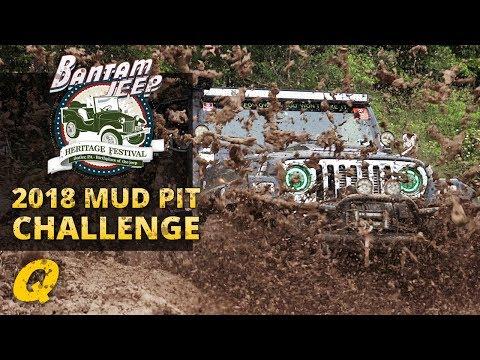 Bantam Jeep Heritage Festival 2018 Mud Pit