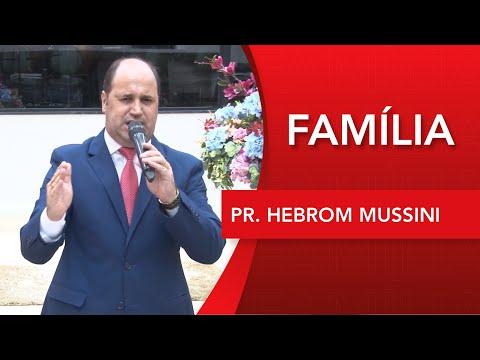 Pr. Hebrom Mussini   Perseverando em meio as adversidades   Romanos 12.12   22 03 2020
