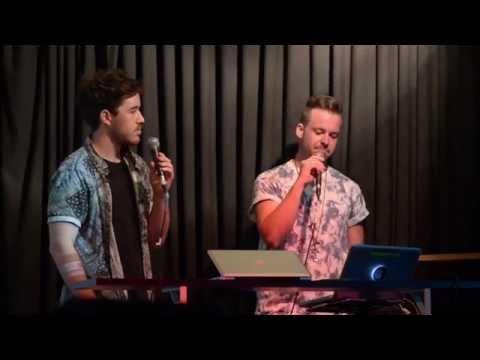 INPUT: RÜFÜS (RÜFÜS Du Sol) on performing with Ableton Live