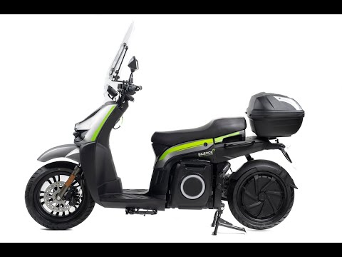 Silence S02 LS (Low Speed) 1.5kw 28mph Electric Motorcycle Static Review - Green-Mopeds.com