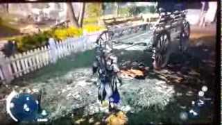 Assassin's Creed III Bug