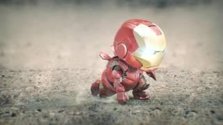 Iron Baby Turtle